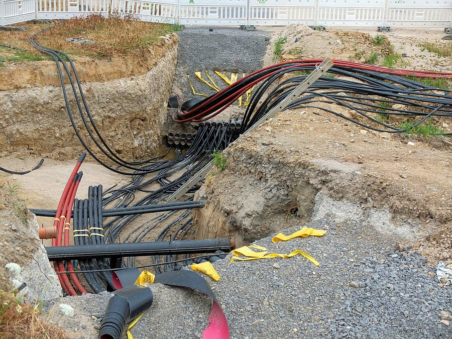 Kabelbau - Leika Bau AG - Herrliberg